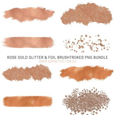 rose-gold-glitter-PNG-graphics